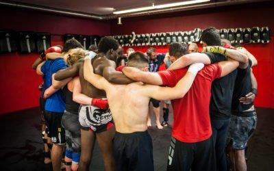 3 étapes pour le lancement effectif de la pratique du MMA en France.