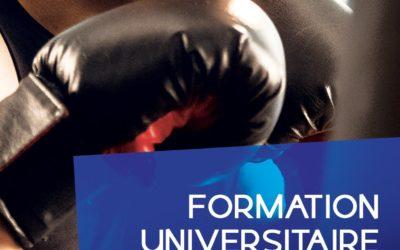 L'UFR STAPS de Reims et la FF Boxe lancent la Licence professionnelle AGOAPS !