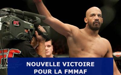 Le MMA autorisé à la diffusion en France !