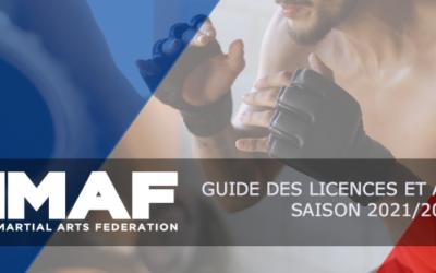 Guide AFFILIATIONS ET LICENCES Saison sportive 2021/2022